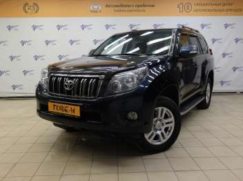 Toyota Land Cruiser Prado 150 Series